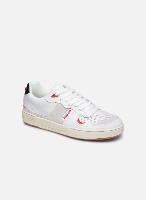 Sneakers Uomo Baskets Ceiba Leather Suede
