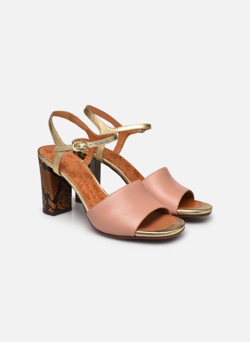 Sandaler Chie Mihara Ba-Parigi 36 Pink 3/4 billede