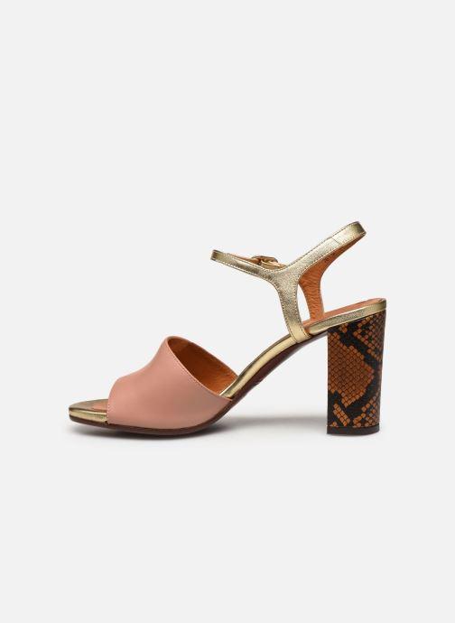 Sandaler Chie Mihara Ba-Parigi 36 Pink se forfra