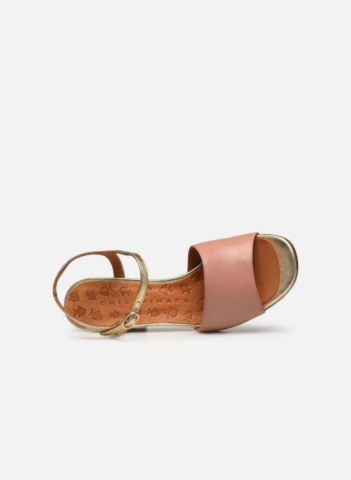 Sandali e scarpe aperte Chie Mihara Ba-Parigi 36 Rosa immagine sinistra
