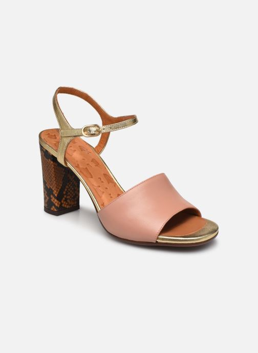 Sandaler Chie Mihara Ba-Parigi 36 Pink detaljeret billede af skoene