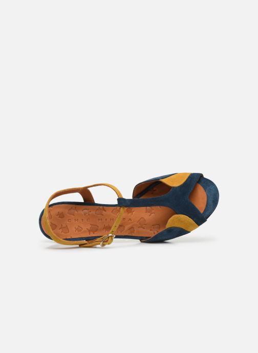 Sandalen Chie Mihara NUMBA C mehrfarbig ansicht von links