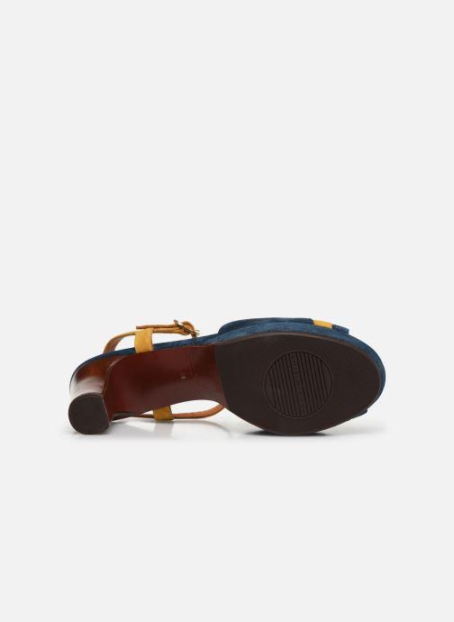 Sandales et nu-pieds Chie Mihara NUMBA C Multicolore vue haut