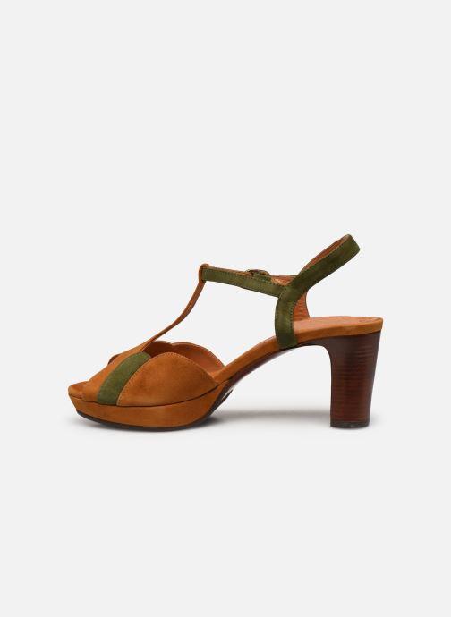 Sandali e scarpe aperte Chie Mihara NUMBA C Marrone immagine frontale