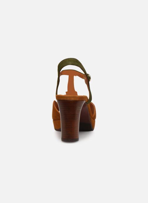 Sandali e scarpe aperte Chie Mihara NUMBA C Marrone immagine destra