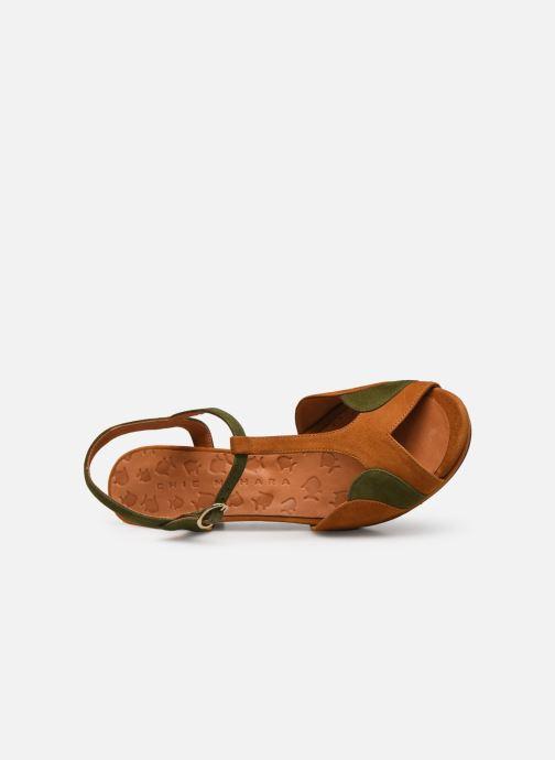 Sandali e scarpe aperte Chie Mihara NUMBA C Marrone immagine sinistra