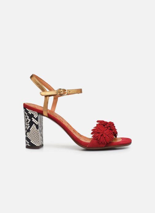 Sandalen Chie Mihara BALIS Rood achterkant