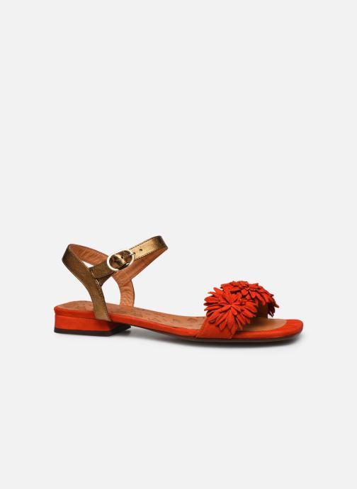 Sandales et nu-pieds Chie Mihara TALICO Orange vue derrière