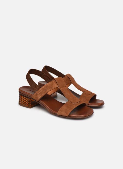 Sandali e scarpe aperte Chie Mihara QUOM Marrone immagine 3/4