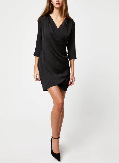 Vêtements Suncoo ROBE CYBIL Noir vue bas / vue portée sac