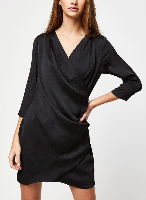 Vêtements Suncoo ROBE CYBIL Noir vue droite