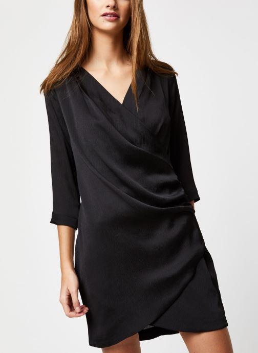 Vêtements Suncoo ROBE CYBIL Noir vue détail/paire