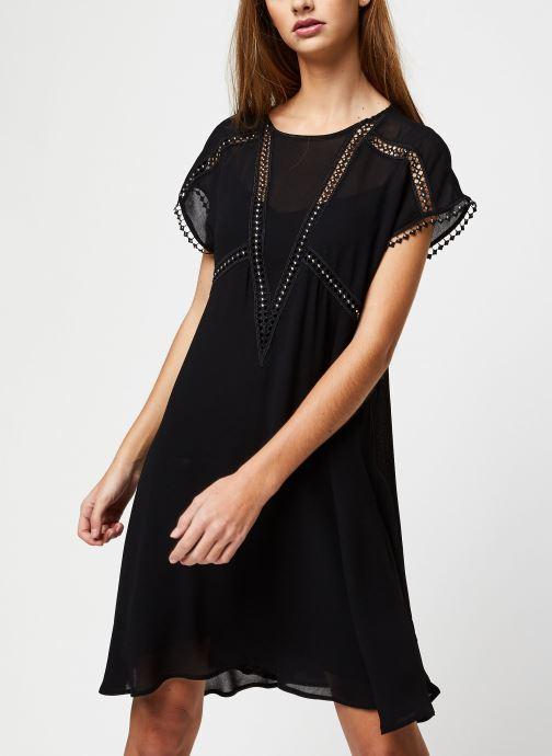 Vêtements Suncoo ROBE CARMINA Noir vue détail/paire
