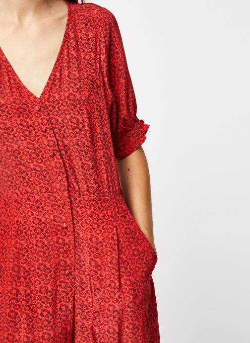 Vêtements Suncoo COMBI-PANTALON TONY Rouge vue face
