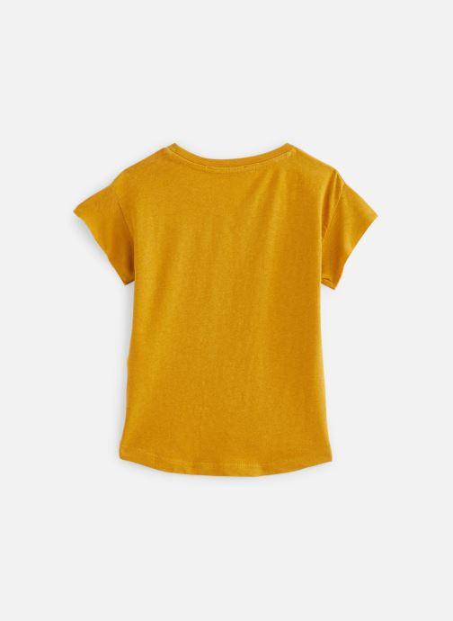 Vêtements Sproet & Sprout T-shirt Pineapple Jaune vue bas / vue portée sac