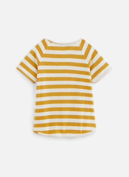 Vêtements Sproet & Sprout T-shirt raglan Stripe Jaune vue bas / vue portée sac
