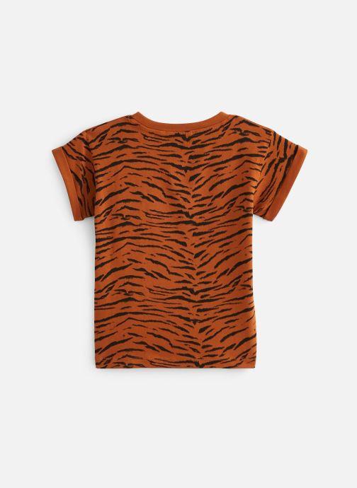 Vêtements Sproet & Sprout T-shirt print Tiger Basic Marron vue bas / vue portée sac