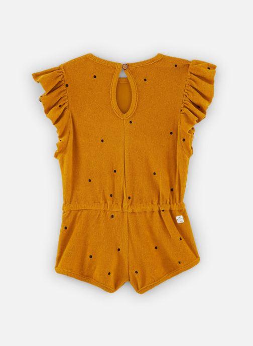 Vêtements Sproet & Sprout Combi-short Dots Caramba Jaune vue bas / vue portée sac