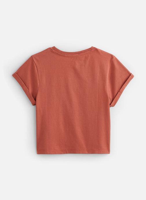 Vêtements Sproet & Sprout T-shirt Happy Shades Marron vue bas / vue portée sac