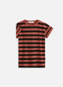 T-shirt dress Painted Stripe