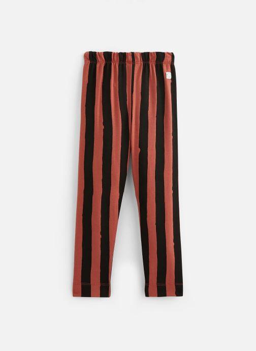 Vêtements Sproet & Sprout Legging Painted Stripe Marron vue bas / vue portée sac