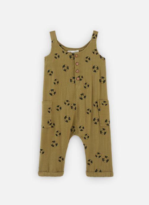 Vêtements Sproet & Sprout Combinaison print Lifebuoy Vert vue détail/paire