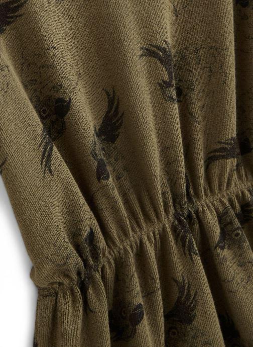 Vêtements Sproet & Sprout Robe print Cockatoo Vert vue portées chaussures