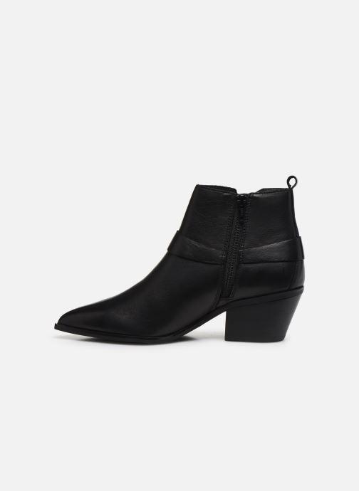 Bottines et boots Aldo WRANGLER Noir vue face