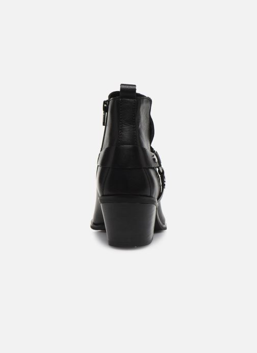 Bottines et boots Aldo WRANGLER Noir vue droite