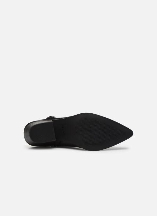 Bottines et boots Aldo WRANGLER Noir vue haut