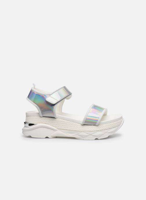 Sandales et nu-pieds Aldo ZARELLA Blanc vue derrière