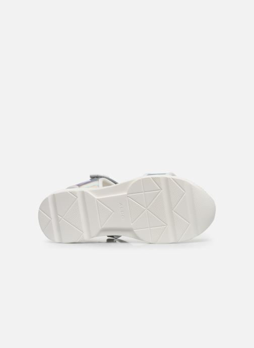 Sandales et nu-pieds Aldo ZARELLA Blanc vue haut
