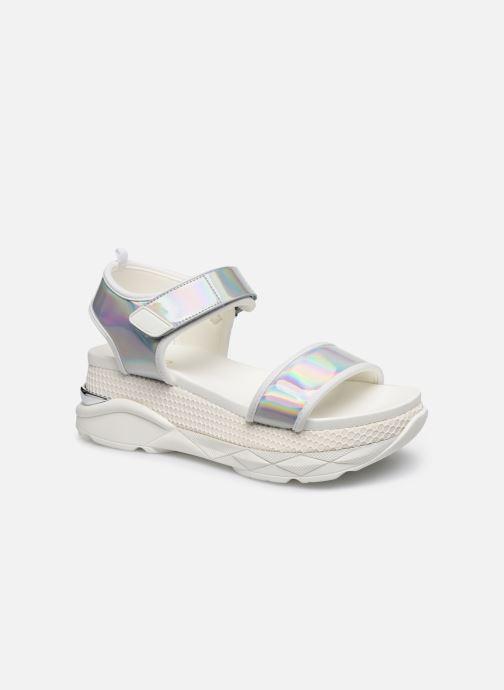 Sandales et nu-pieds Aldo ZARELLA Blanc vue détail/paire