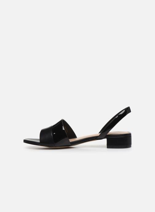 Sandales et nu-pieds Aldo CANDY Noir vue face