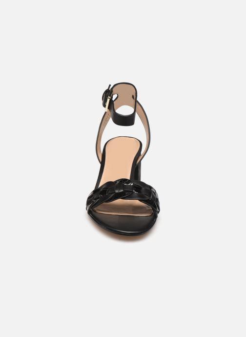 Sandales et nu-pieds Aldo KATERINA Noir vue portées chaussures