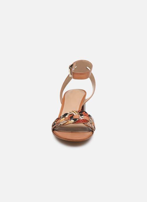 Sandales et nu-pieds Aldo KATERINA Multicolore vue portées chaussures