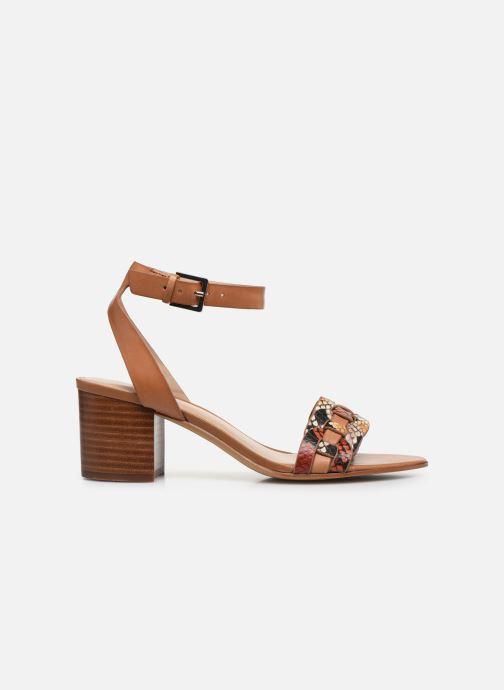 Sandales et nu-pieds Aldo KATERINA Multicolore vue derrière