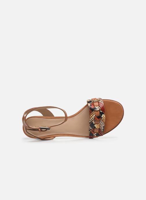 Sandales et nu-pieds Aldo KATERINA Multicolore vue gauche