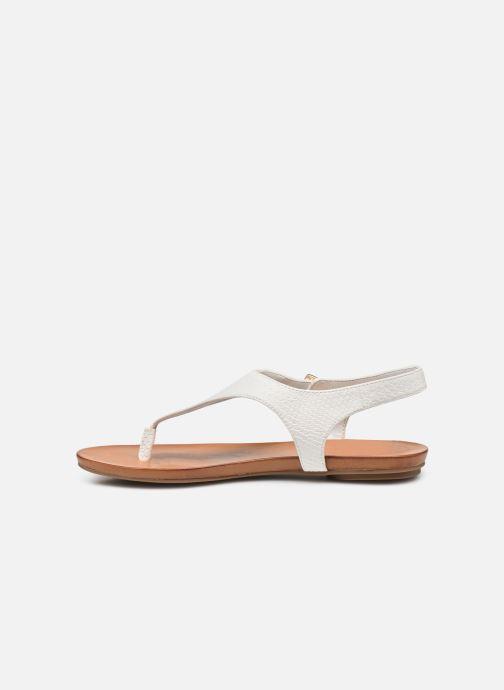 Sandali e scarpe aperte Aldo MECIA Bianco immagine frontale