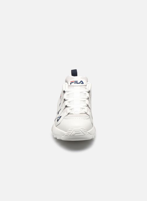 Deportivas FILA Countdown Low Wmn Blanco vista del modelo