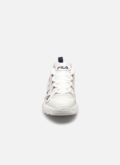 Sneaker FILA Countdown Low Wmn weiß schuhe getragen
