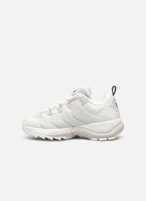 Sneaker FILA Countdown Low Wmn weiß ansicht von vorne