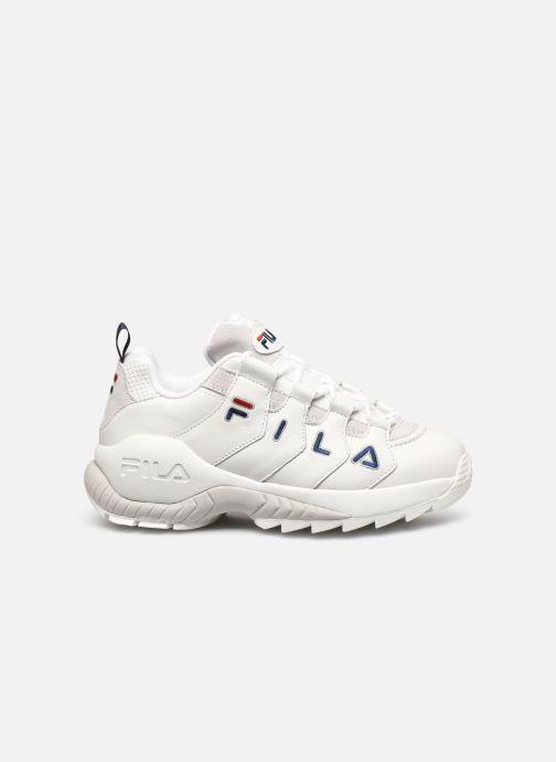 Sneakers FILA Countdown Low Wmn Wit achterkant