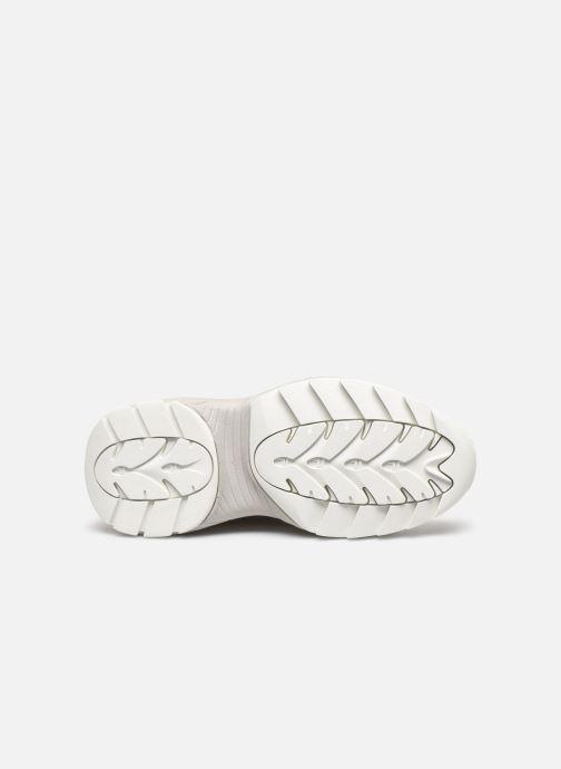 Sneaker FILA Countdown Low Wmn weiß ansicht von oben