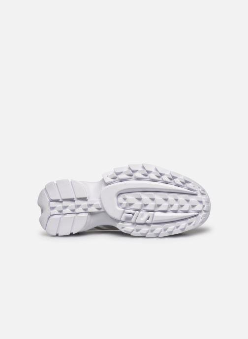 Sneakers FILA Disruptor Run Wmn Grigio immagine dall'alto