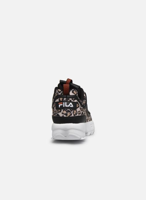 Sneakers FILA Disruptor Animal Wmn Zwart rechts