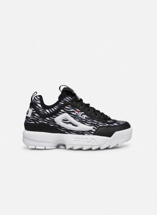 Sneaker FILA Disruptor Animal Wmn schwarz ansicht von hinten