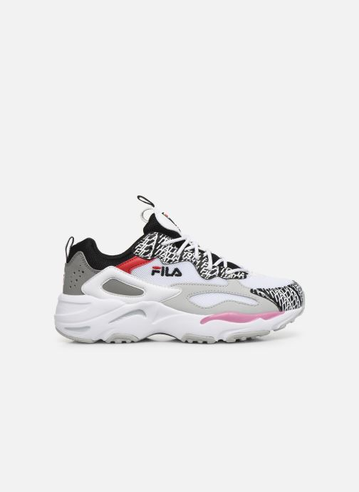 Sneakers FILA Ray Tracer Club Chaos Wmn Wit achterkant
