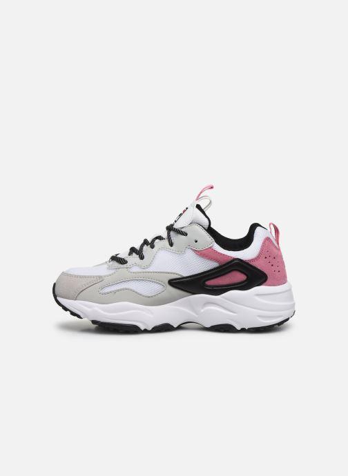 FILA Ray Tracer Cb Wmn (Multicolor) - Sneakers  Multicolor (White / Rosebloom) - schoenen online kopen