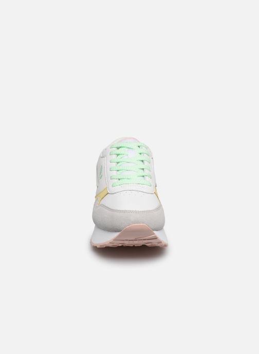 Sneaker FILA Orbit Zeppa Cb Wmn weiß schuhe getragen